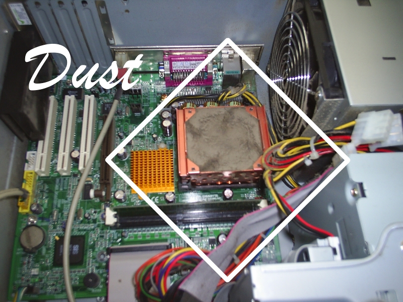 Dust Removal Fans : Your it services